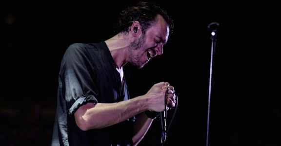 Photos: Editors @ The Belasco Theater, May 13, 2018