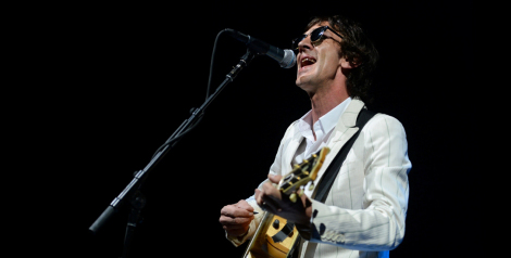 Photos: Richard Ashcroft @ The Greek Theatre, May 11, 2018