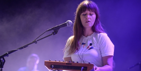 Photos: Amber Coffman @ The Greek Theatre, July 10, 2018