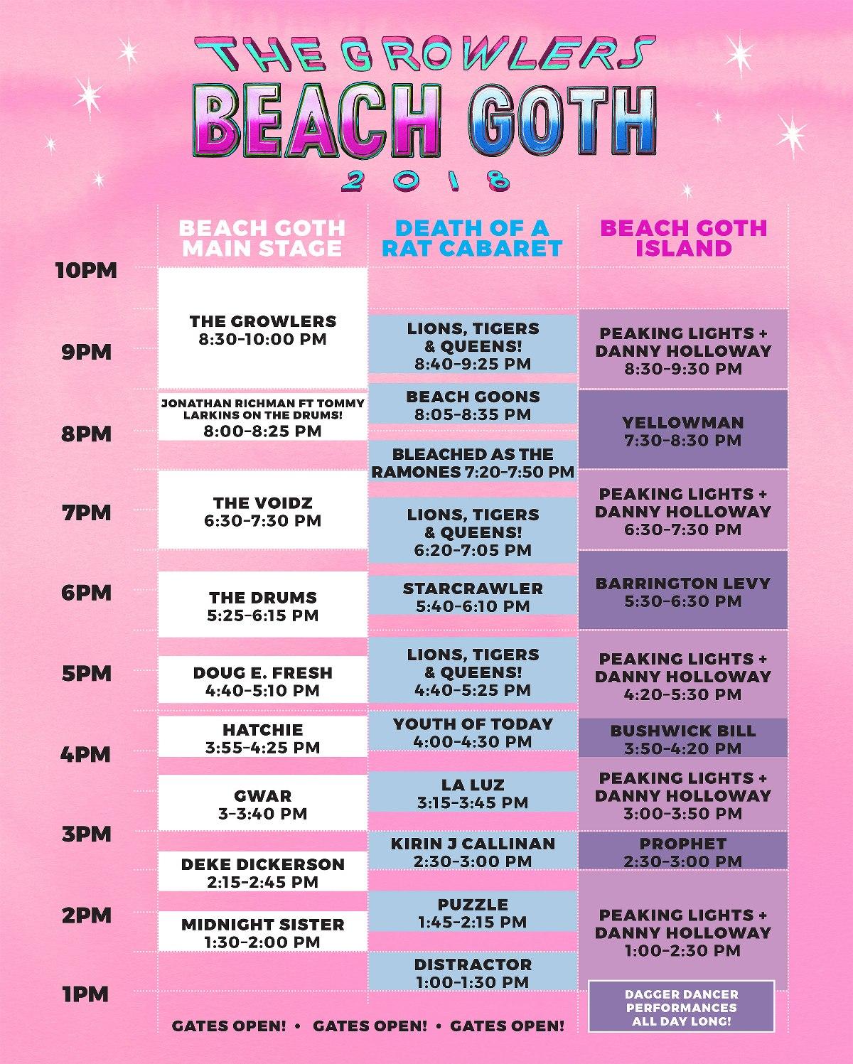 Beach_Goth_Schedule