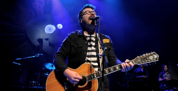 Photos: The Decemberists @ The Greek Theatre, July 31, 2018