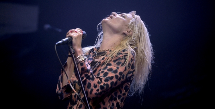 Photos: The Kills @ The Regent Theater, August 13, 2018