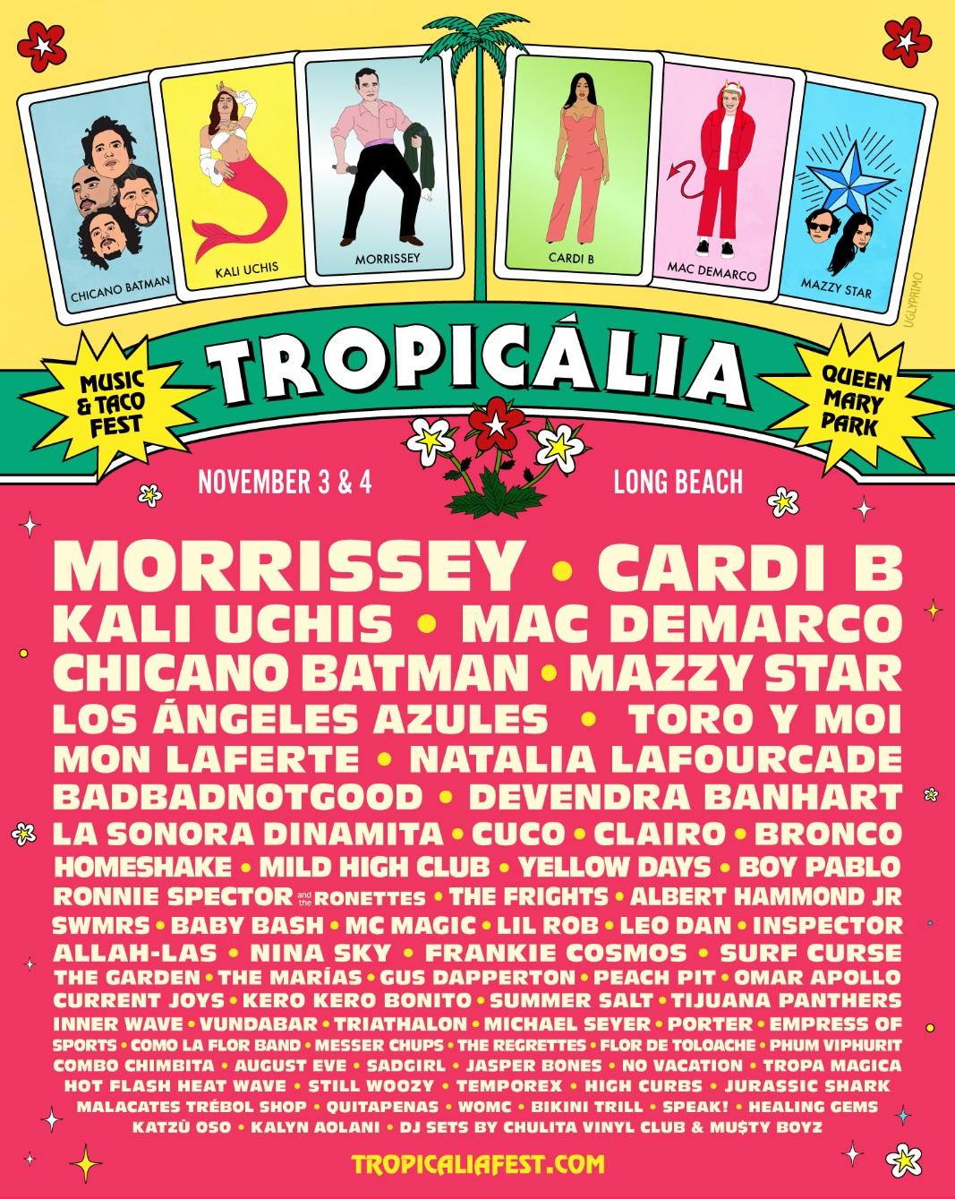 Tropicalia 2018