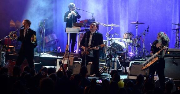 Photos: Arcade Fire @ The Greek Theatre, September 20, 2018
