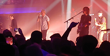 Live Review: The National @ Hollywood Palladium, September 21, 2018