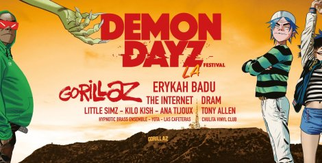 Demon Dayz LA Festival | Lineup & Ticket Info