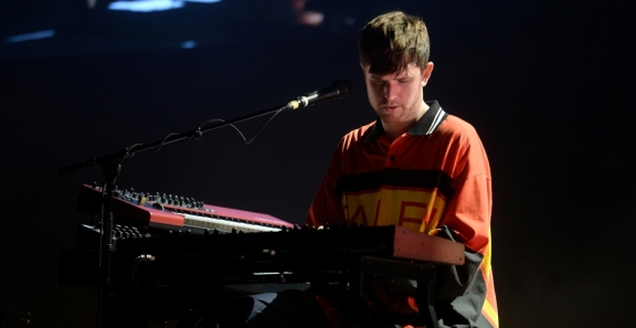 Photos: James Blake @ Music Tastes Good 2018