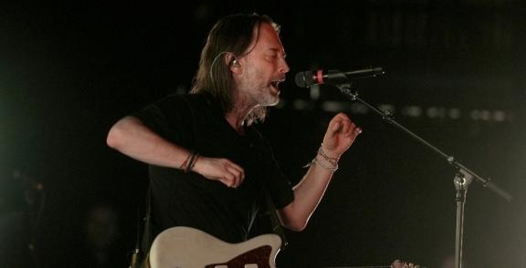 Photos: Thom Yorke @ The Orpheum Theatre, December 20, 2018
