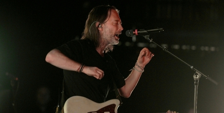 Photos: Thom Yorke @ The Orpheum Theatre, December 20, 2018