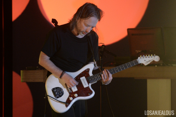 Live Review: Thom Yorke @ Orpheum Theatre, December 20, 2018