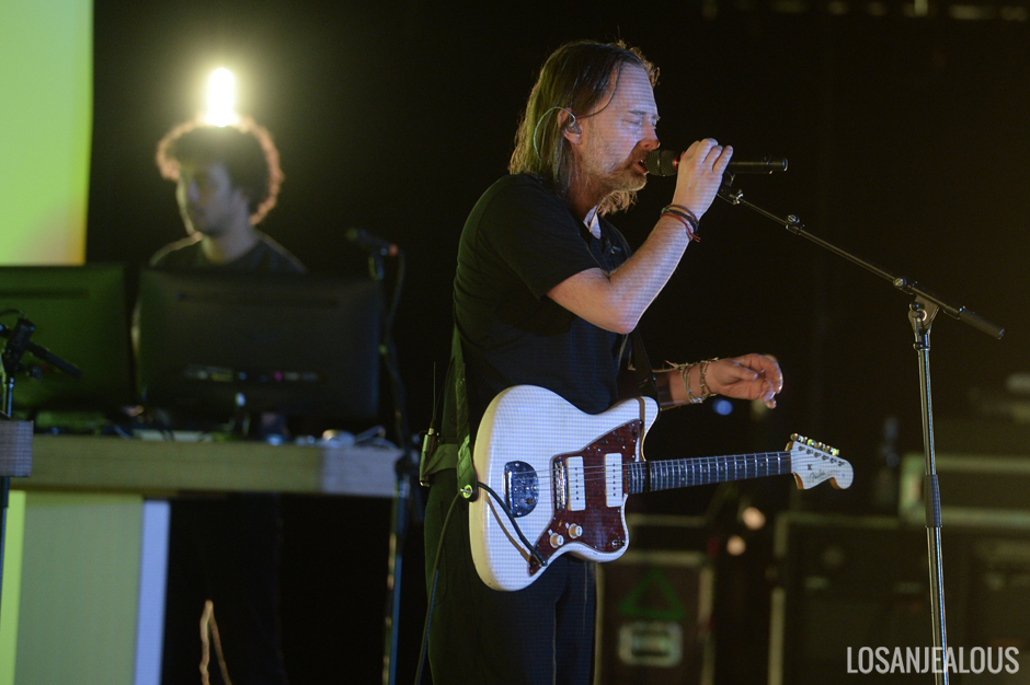 Thom Yorke Tomorrow's Modern Boxes @ Orpheum Theatre, December 20, 2019