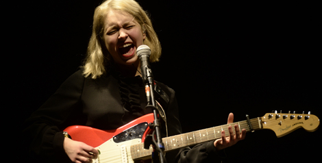Live Review: Snail Mail @ The Novo, January 23, 2019