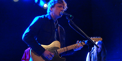 Live Review: Steve Gunn @ Teragram Ballroom, February 9, 2019