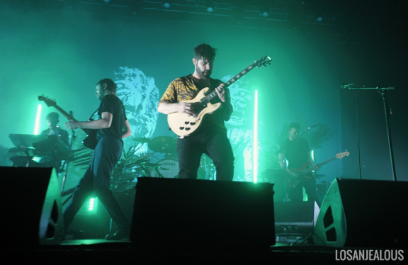 Live Review: Foals w/ Bear Hands @ Shrine Expo Hall, March 24, 2019