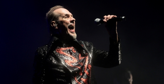 Photos: Peter Murphy | 40 Years of Bauhaus feat. David J @ The Novo, February 28, 2019