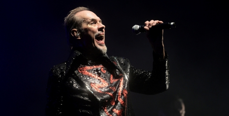 Photos: Peter Murphy 40 Years of Bauhaus feat. David J @ The Novo, February 28, 2019