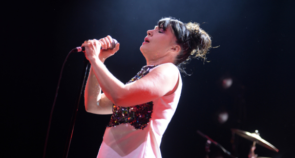 Photos: Bikini Kill @ Hollywood Palladium, April 26, 2019