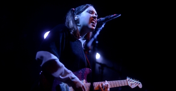 Photos: Soccer Mommy @ El Rey Theatre, April 16, 2018