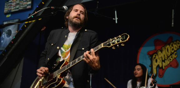Photos: Silversun Pickups @ Amoeba Music, June 11, 2019