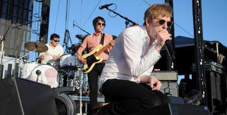 Photos: Spoon @ FivePoint Amphitheatre, July 17, 2019