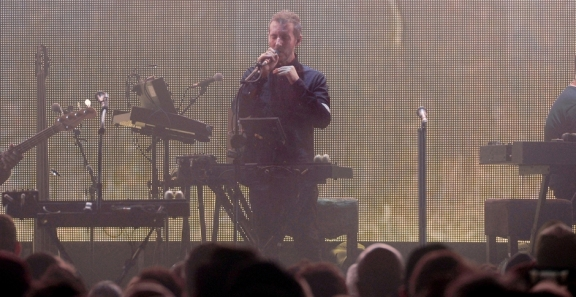 Photos: Massive Attack @ Hollywood Palladium, September 5, 2019